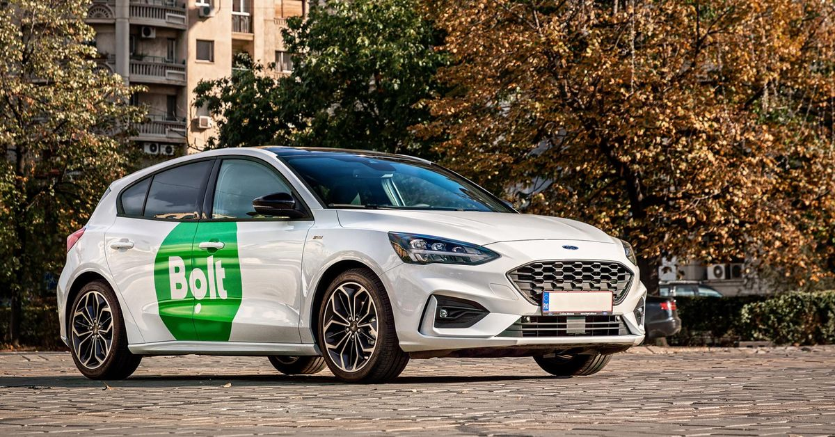 Câștigă un Ford Focus ST-Line Business cu Bolt