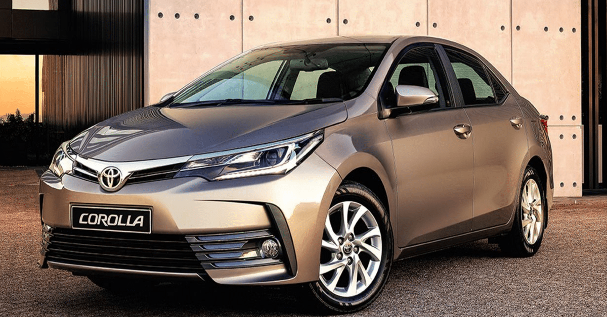Bolt giveaway: here's how you can win a brand new Toyota Corolla