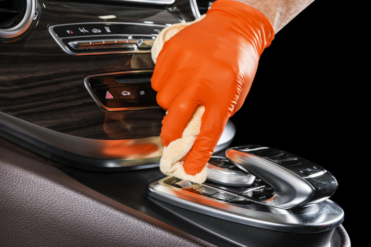 6 steps to clean your car