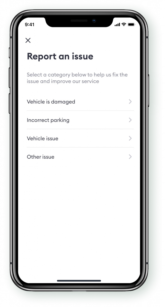 Bolt app scooters