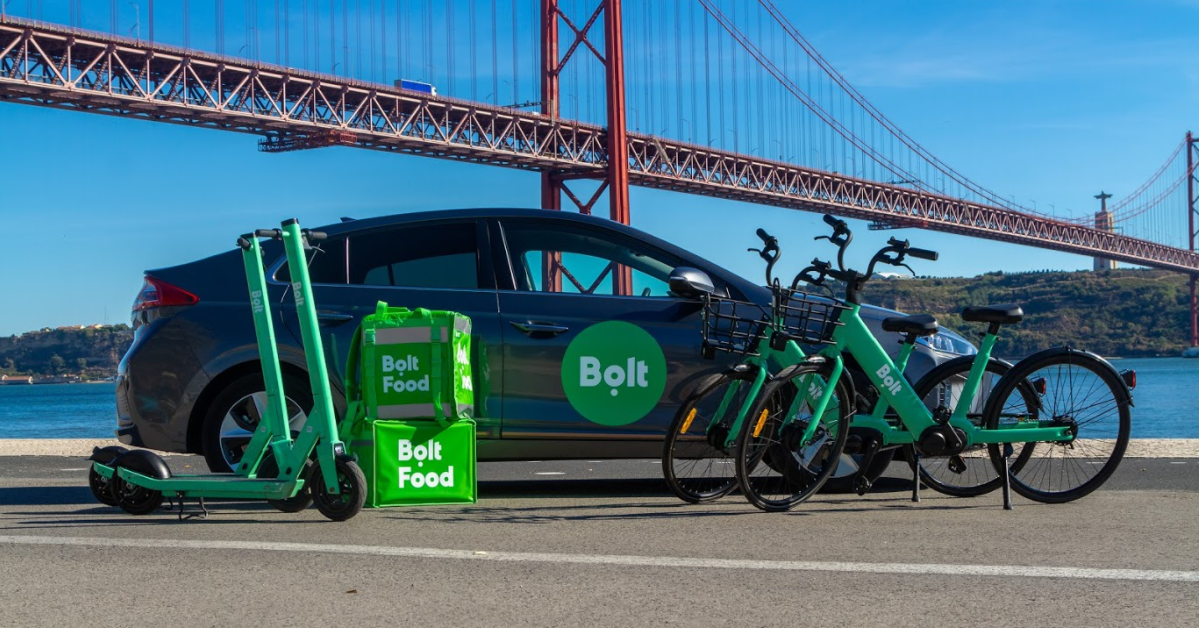 Bolt closes €150m investment round