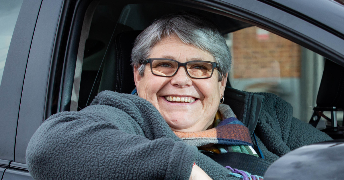 Meet our Bolt drivers Ann