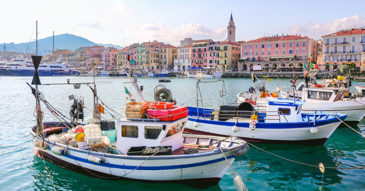 Places to visit in Imperia